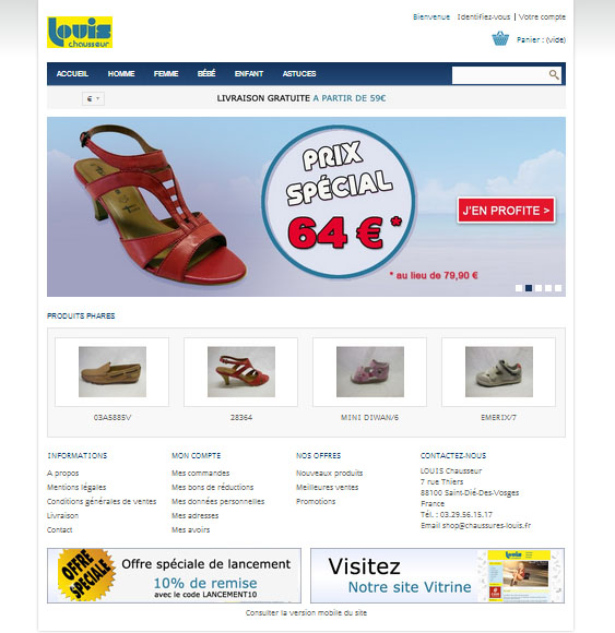 chaussure louis-site_marchand